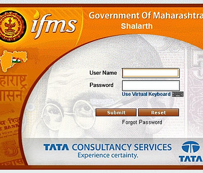shalarth integreted financial management system ifms shalarth payment