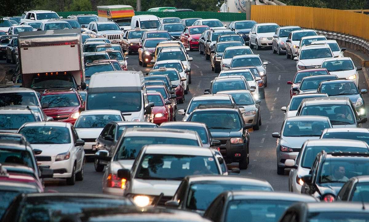 Resultado de imagen para sensores de autos contaminantes valle de mexico