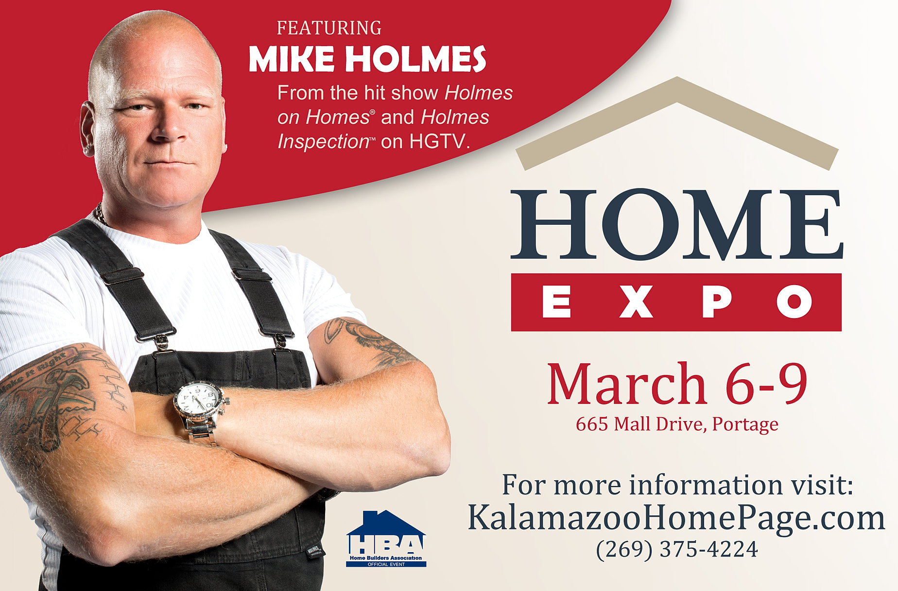 Kalamazoo Home Expo Visitors