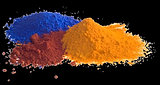 Dry Colorant Powders