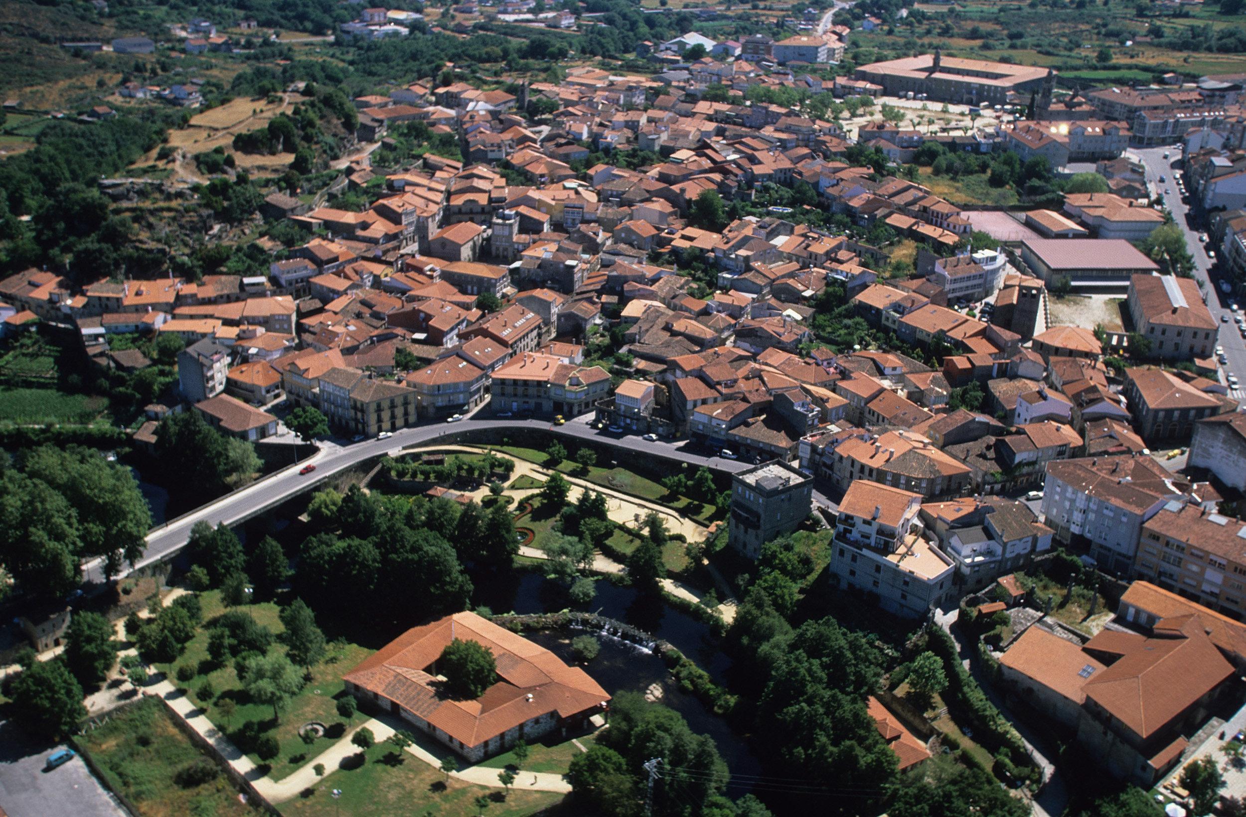 Galiciacinemaroutes Vista A 233 Rea De Allariz