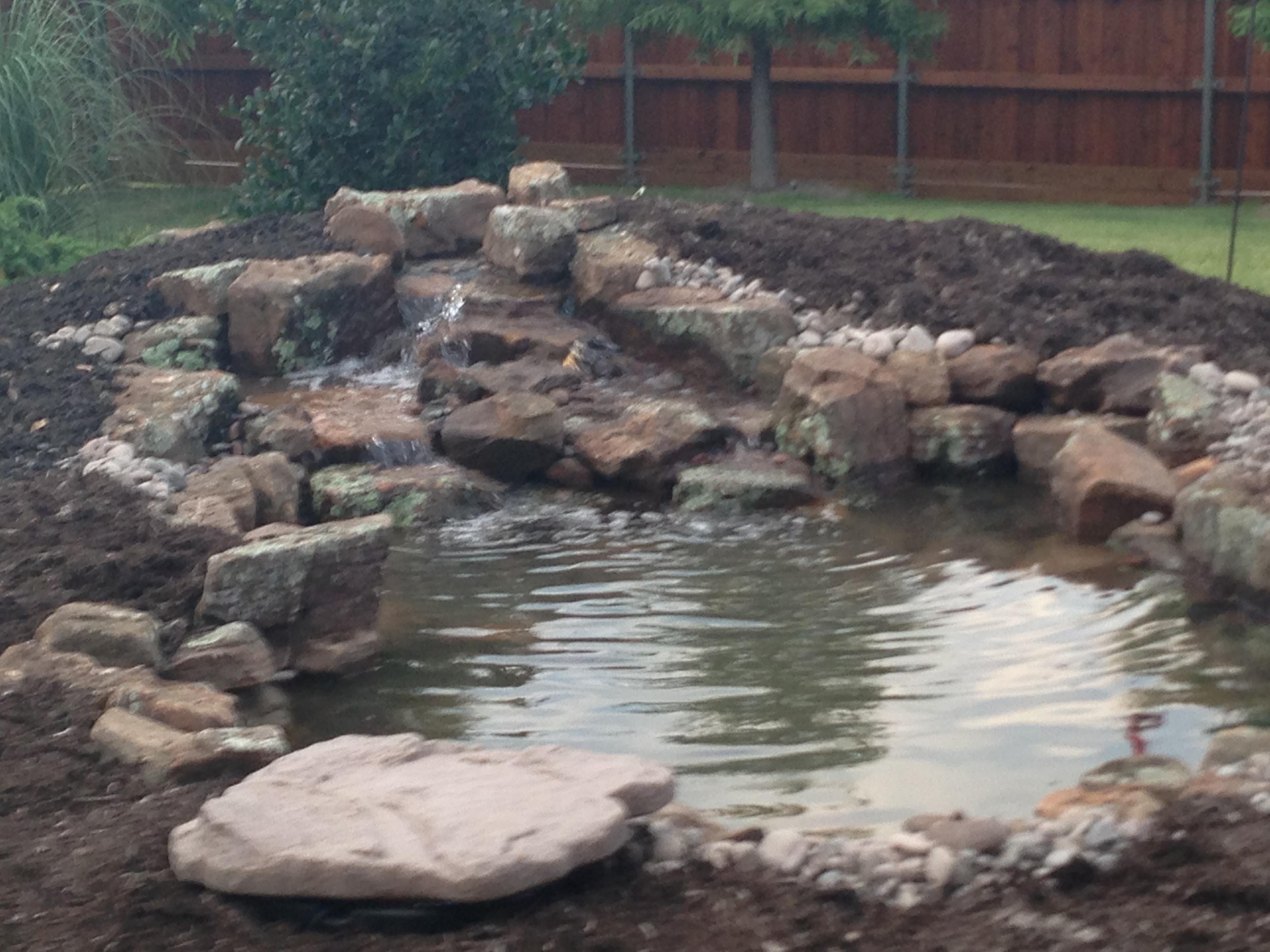 TX-Pond Design|Installation|Maintenance|Decatur|North Texas|Arlington|Fort Worth