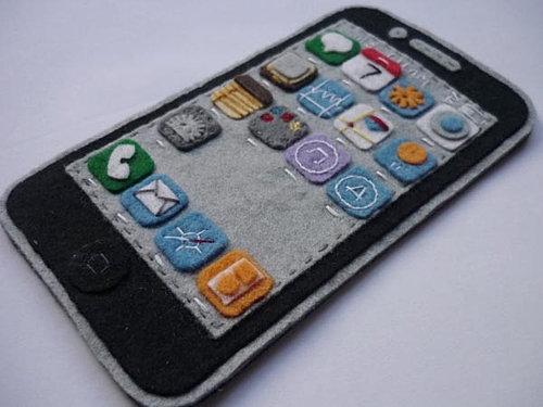 Дизайн айфона своими руками
