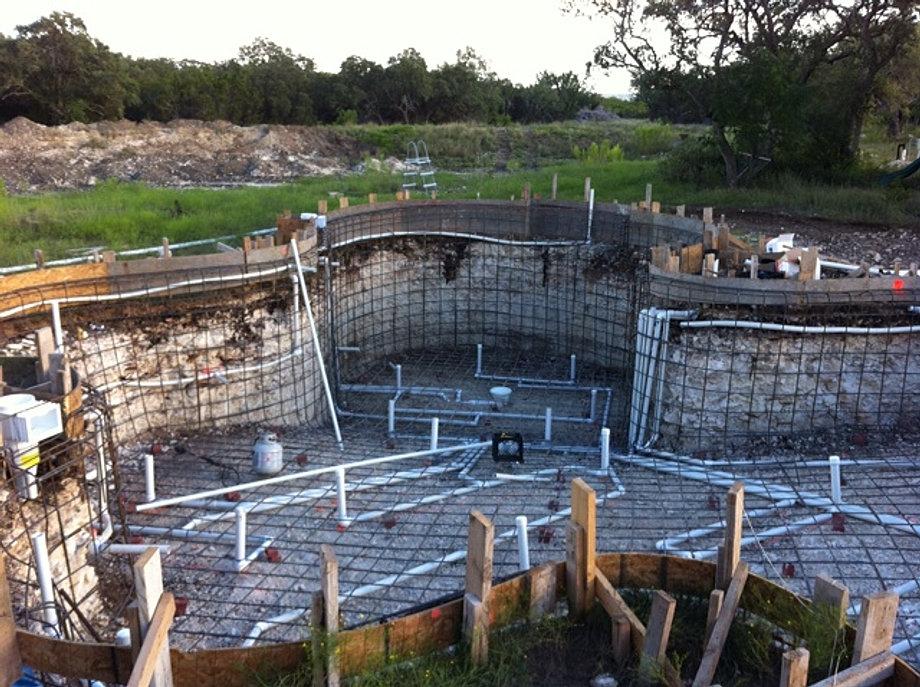 Tuberias y conexiones de pvc instalaci n de plomeria for Instalacion hidraulica de una alberca