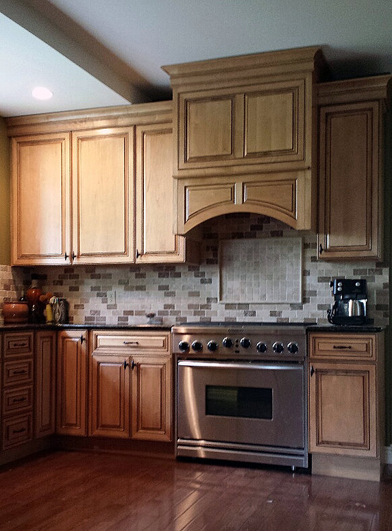 Kitchen Cabinets and Vanities Custom Made by ProCraft Fine Cabinet ...