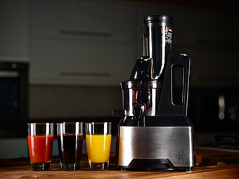 Jr Ultra 8000 S Whole Slow Juicer Review : JR Ultra Juicer I JR Ultra 8000 Juicer, Next Gen, Whole Slow Juicer