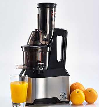 Jr Purus Slow Juicer : JR Ultra Juicer I JR Ultra 8000 Juicer, Next Gen, Whole Slow Juicer