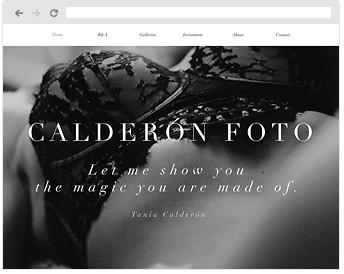 Calderon Foto