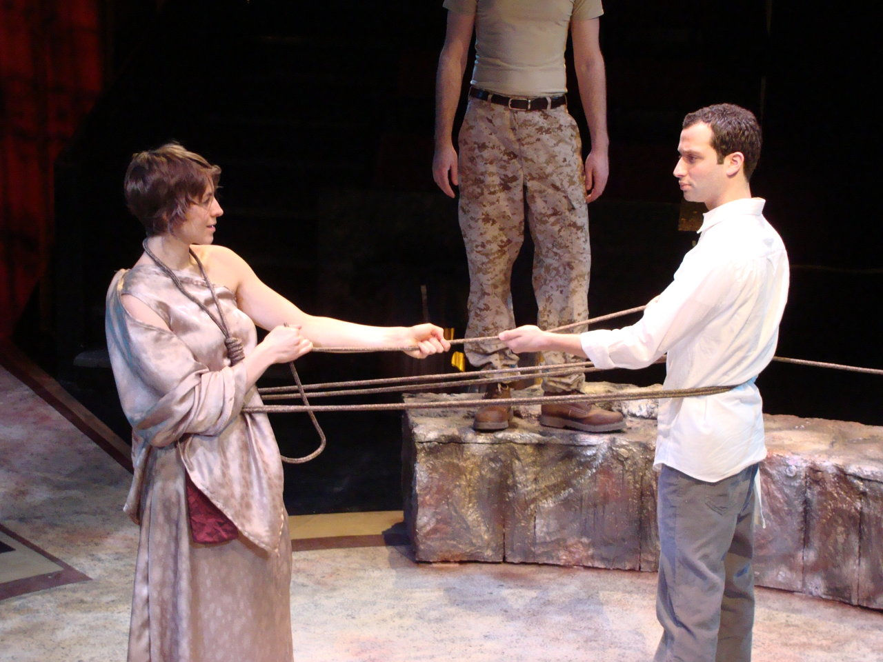 "chorus burial at thebes After being all over the world, ""the burial at thebes"" is now gracing odu harry danby discussed his hand in the play and how excited he is for the show to take off danby will be acting in as eteocles, a noble king who will be seen in the very forefront of the play he will also be reciting chorus commentary throughout the play over the."
