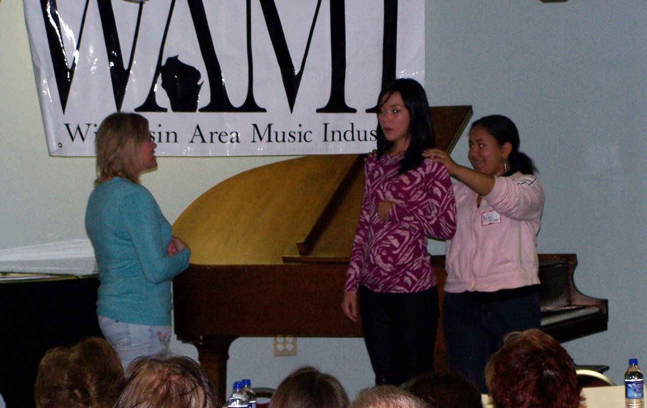 WAMI voice workshop