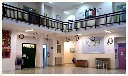 Atrio scuola dell'infanzia