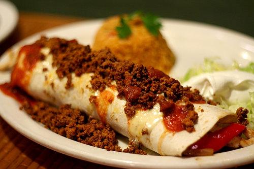 Gourmet Burritos