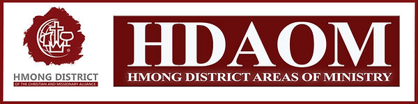 Hmong District Area of Ministry (HDAOM)-