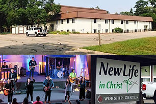 New Life in Christ, Coon Rapids, MN AAA.