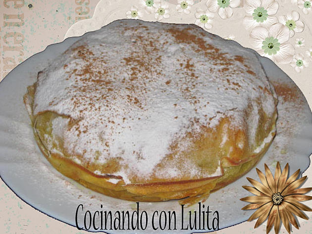 Cocinando con lulita pastela de pollo for Cocinando 15 minutos con jamie