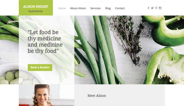 스마트 다이어트 홈페이지
