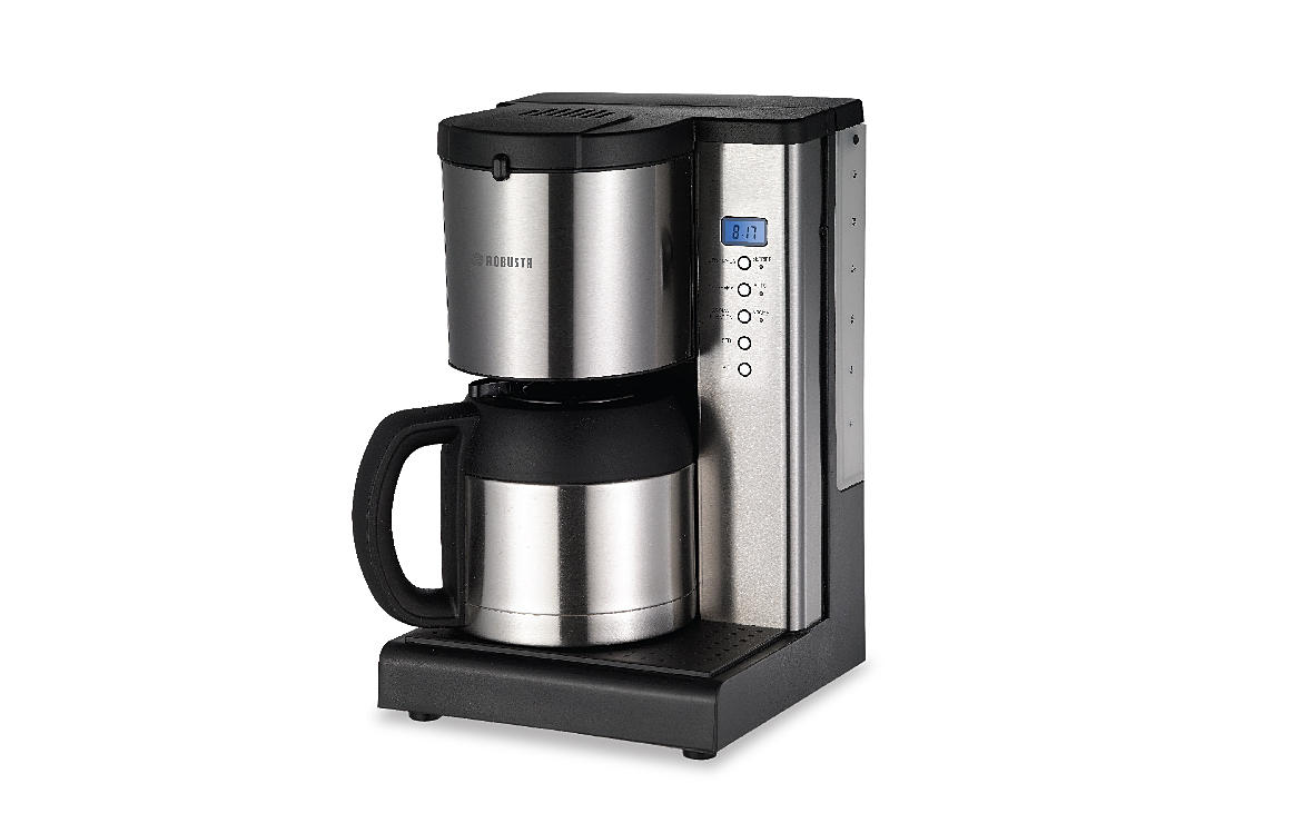 cafetiere thermos programmable. Black Bedroom Furniture Sets. Home Design Ideas