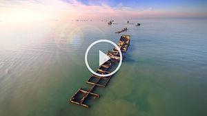 Vidéo par drone Calvados, Normandie