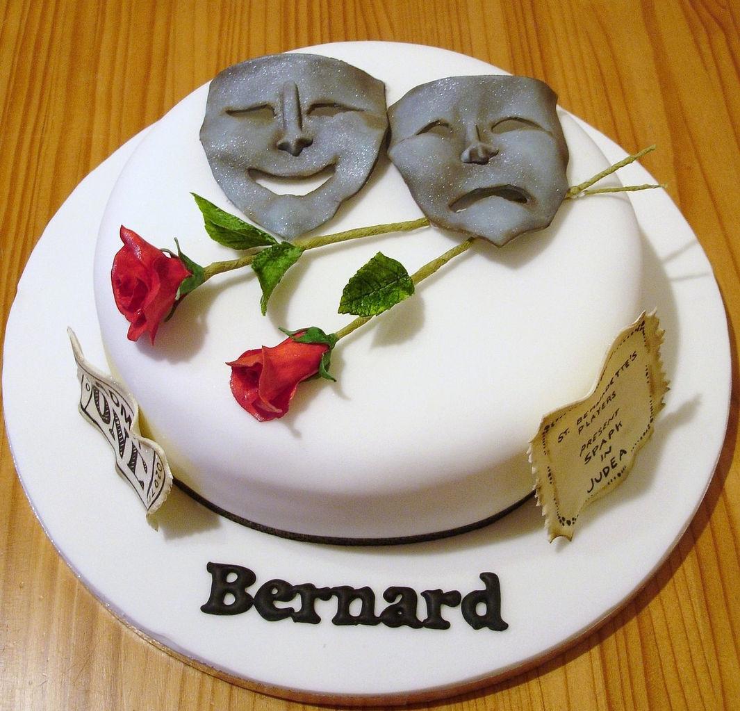 Drama Cake