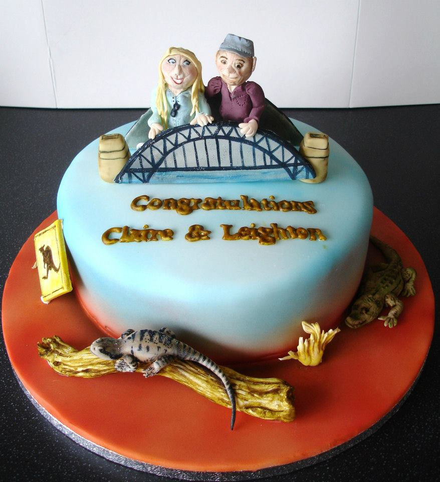 Australian Cake