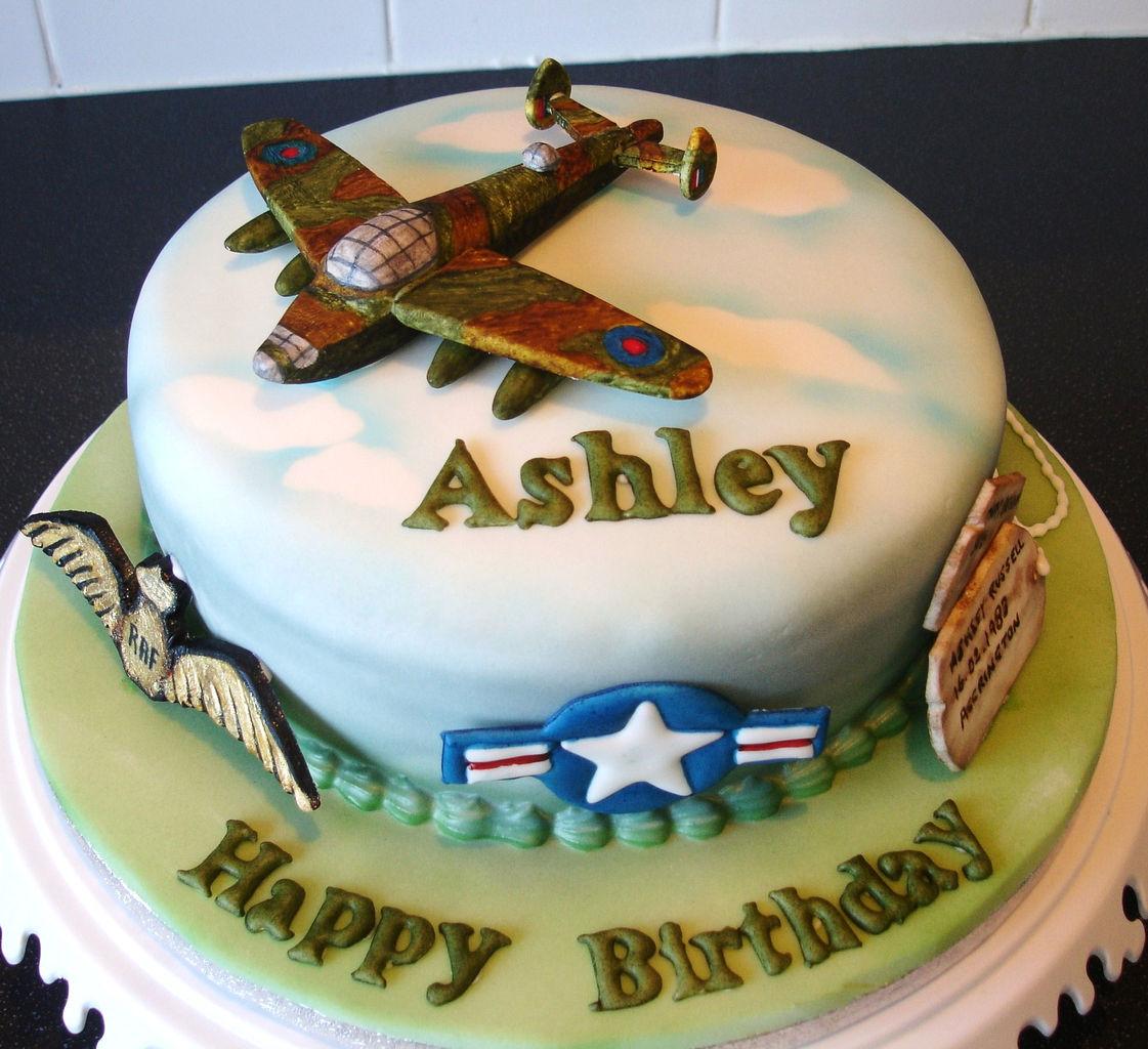 ww2 cake