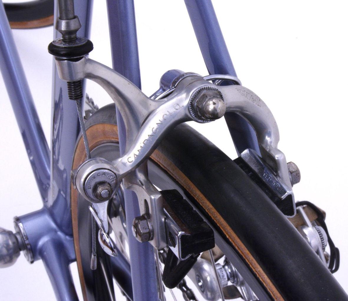 laser rear brake with cinelli logo