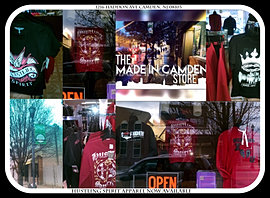 The Made In Camden Store