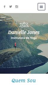 Instrutor de Yoga