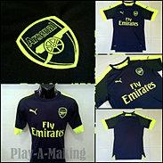 Play Making Men Arsenal 3rd Kit 16 17 1617