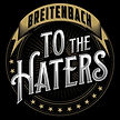 Cover To The Haters