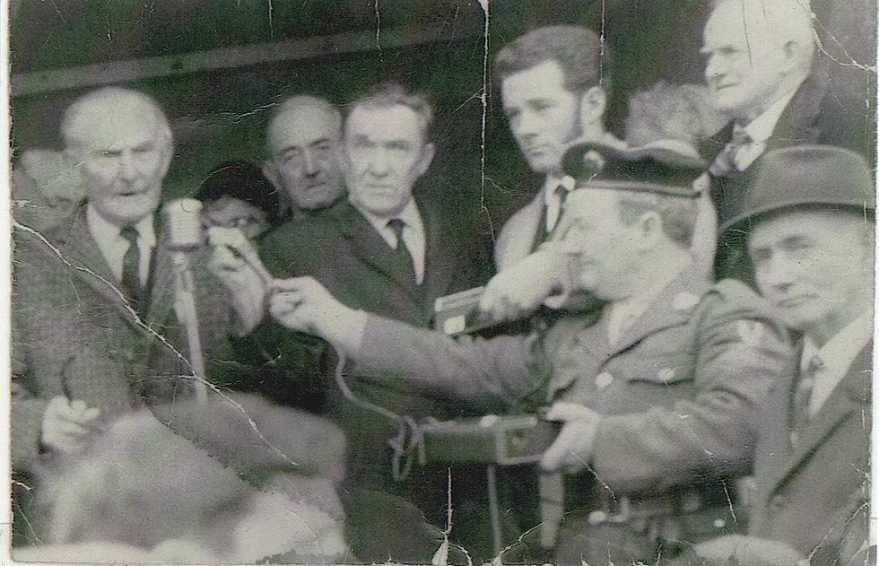 1970 Clonfin Commemoration