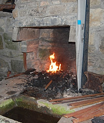 Inside of Forge
