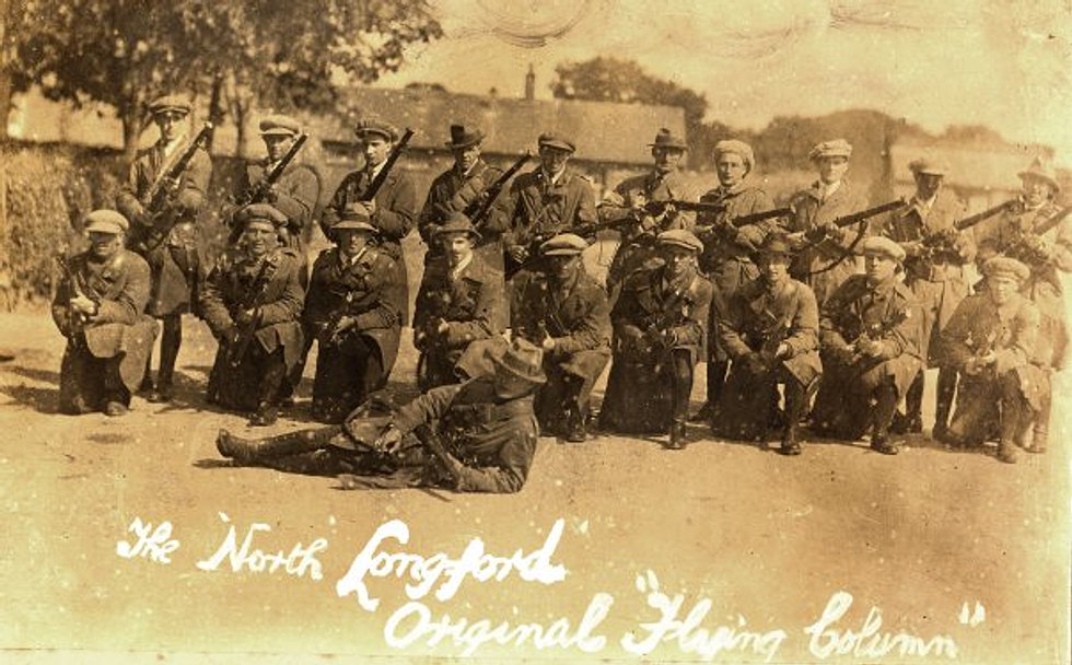 North Longford Flying Column Members