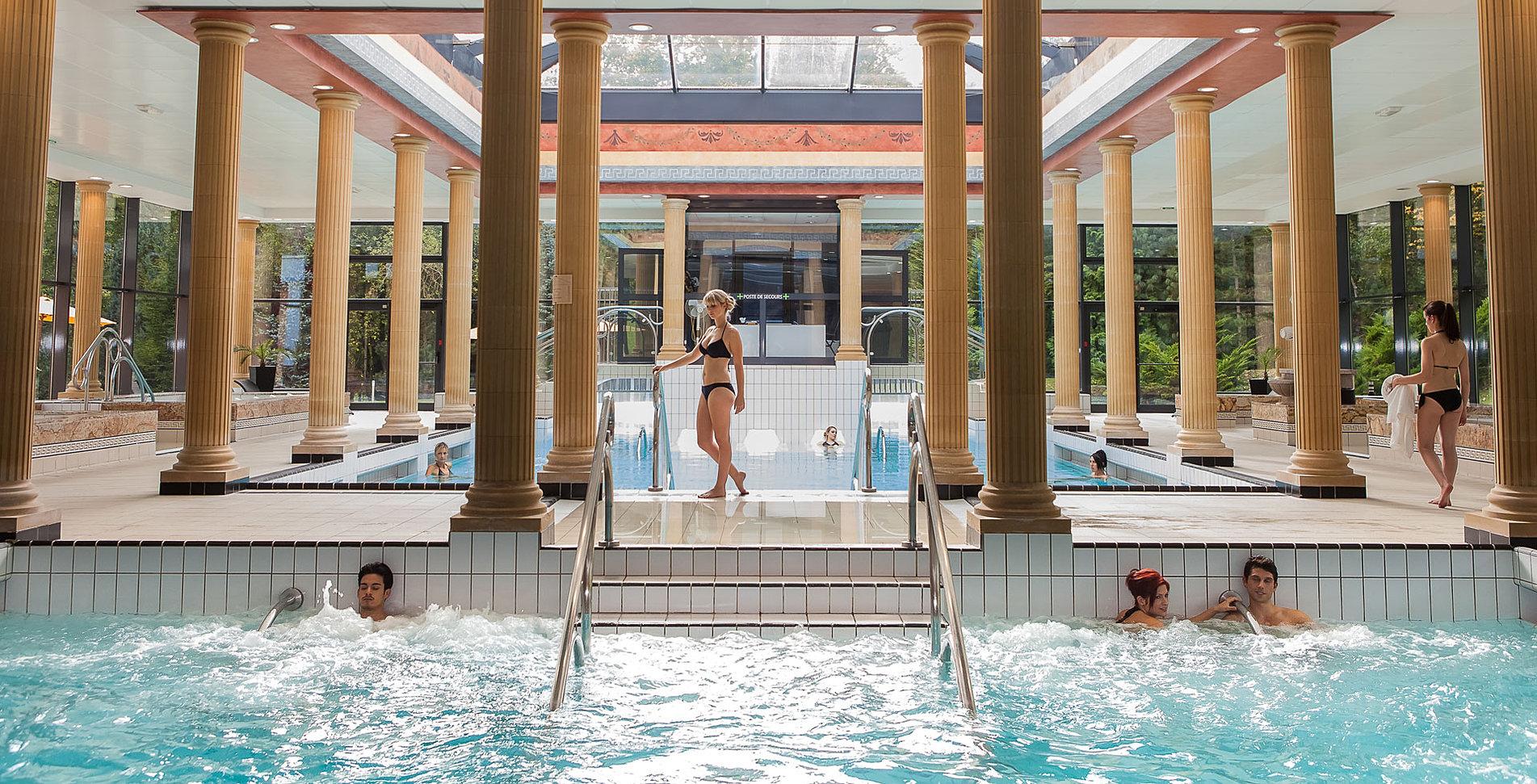 Hotel Amneville Les Thermes Villa Pompei