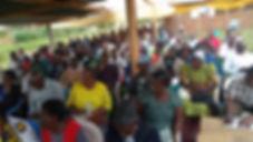 Training at Engoho Kuku Farm - Bungoma
