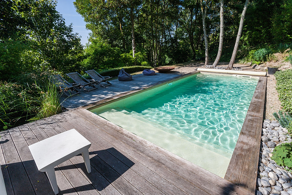 Gard magiline aquaterre construction piscine sur mesure for Construction piscine magiline