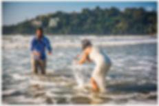 Pre wedding na agua