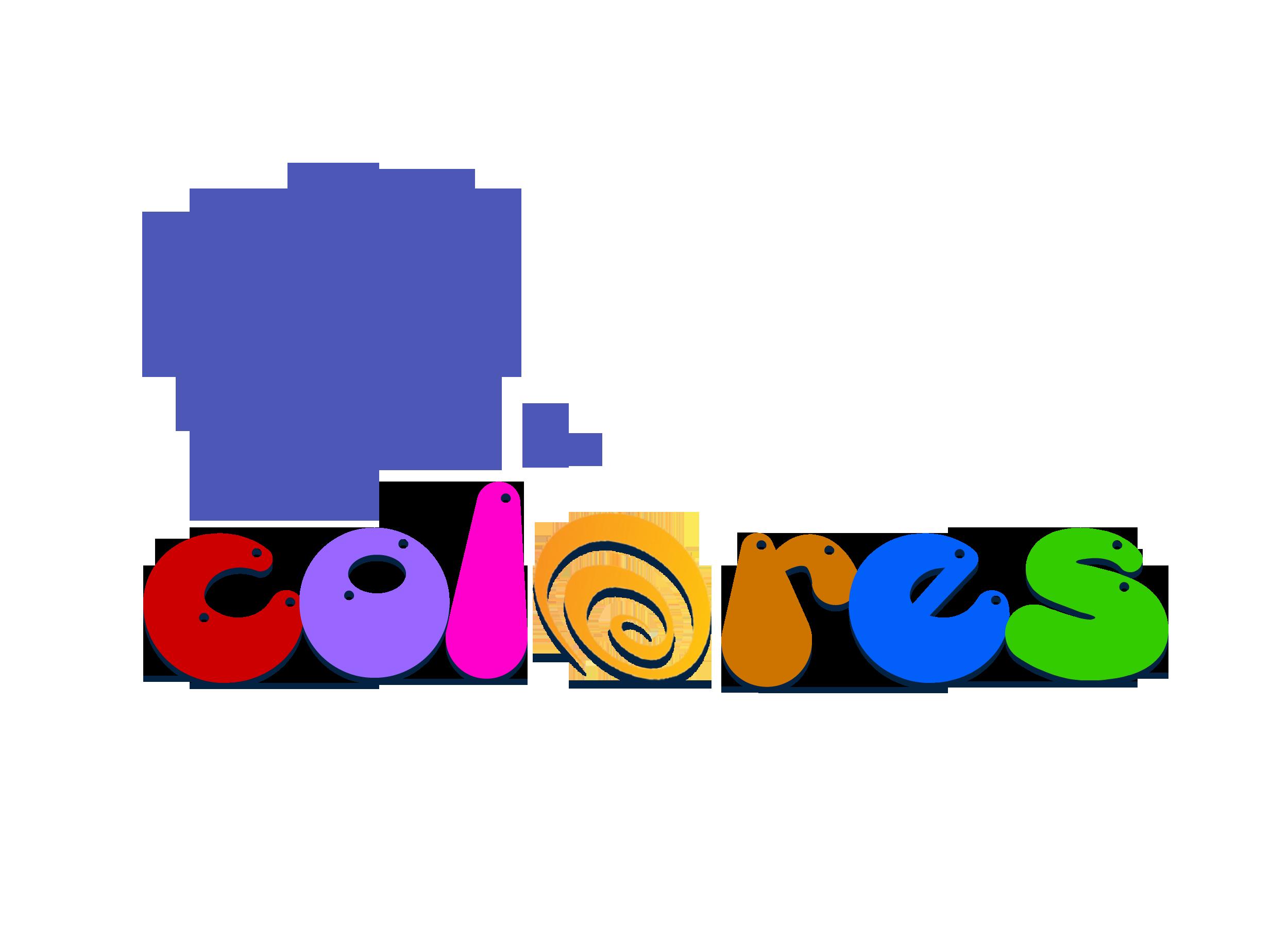 Jard n infantil hilos de colores for Caja de colores jardin infantil