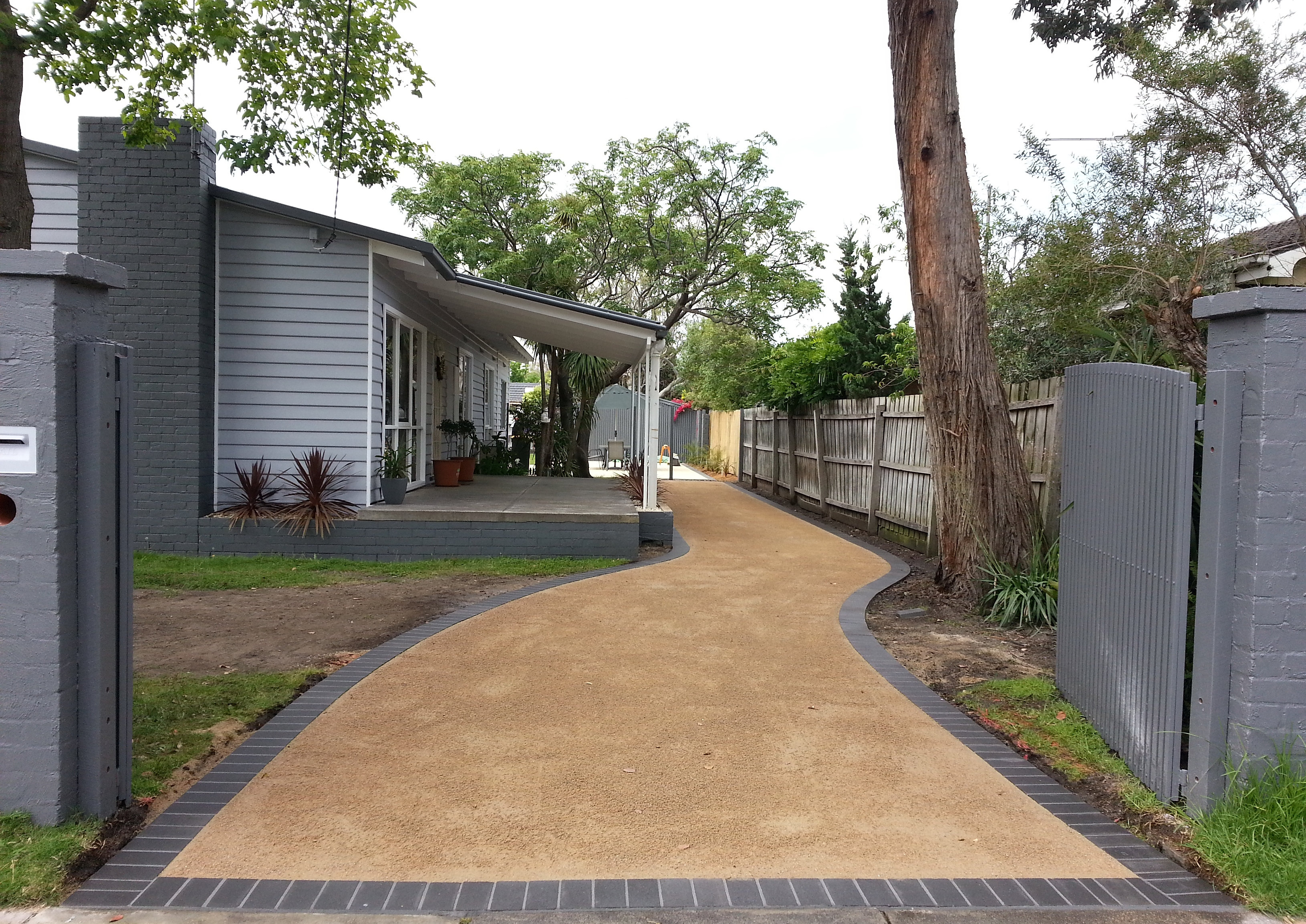 Adam Richards Landscaping, Paving,Bayside,South East ...