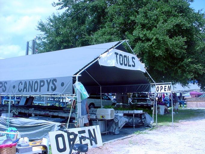 Tarps & Tools