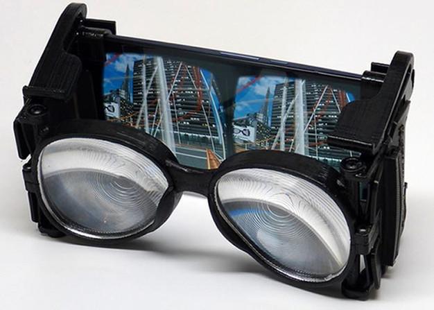 Este video explicativo de VRCover nos enseña las como y por qué funcionan los lentes en los dispositivos de realidad virtual. Oculus usa lentes fresnel