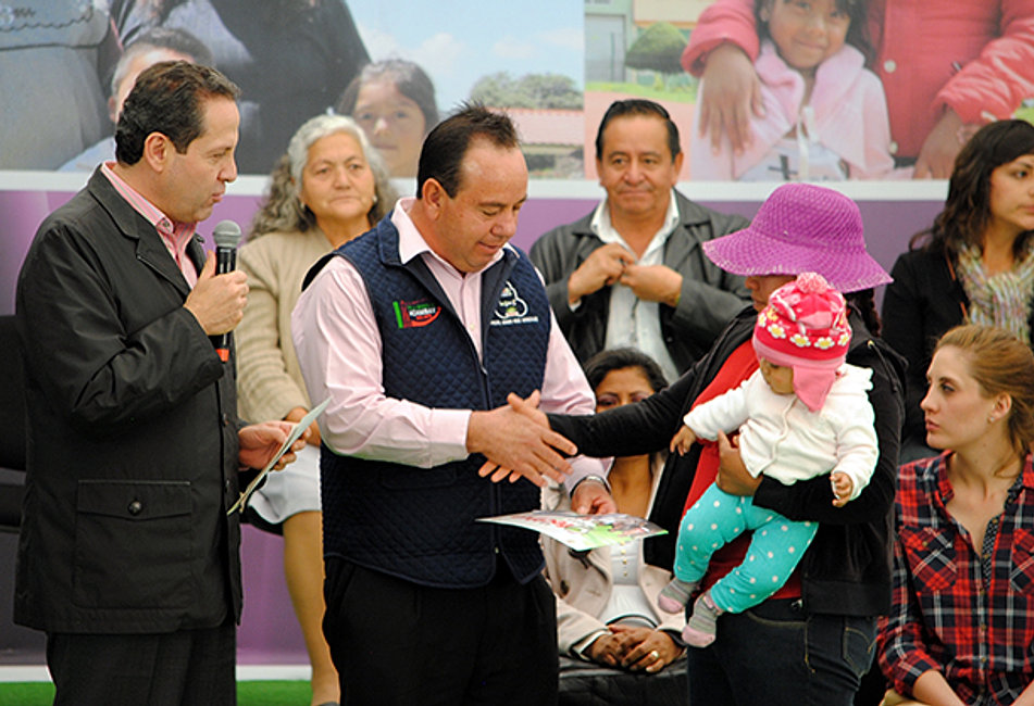 Eruviel Ávila e Irineo Ruiz