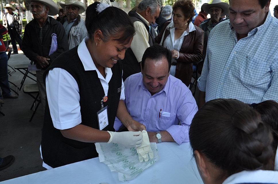 JORNADA CONTRA EL CÁNCER DE PROSTATA