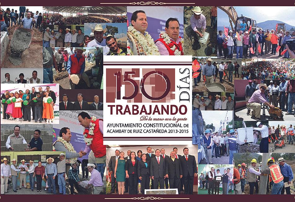 150 DÍAS DE TRABAJO