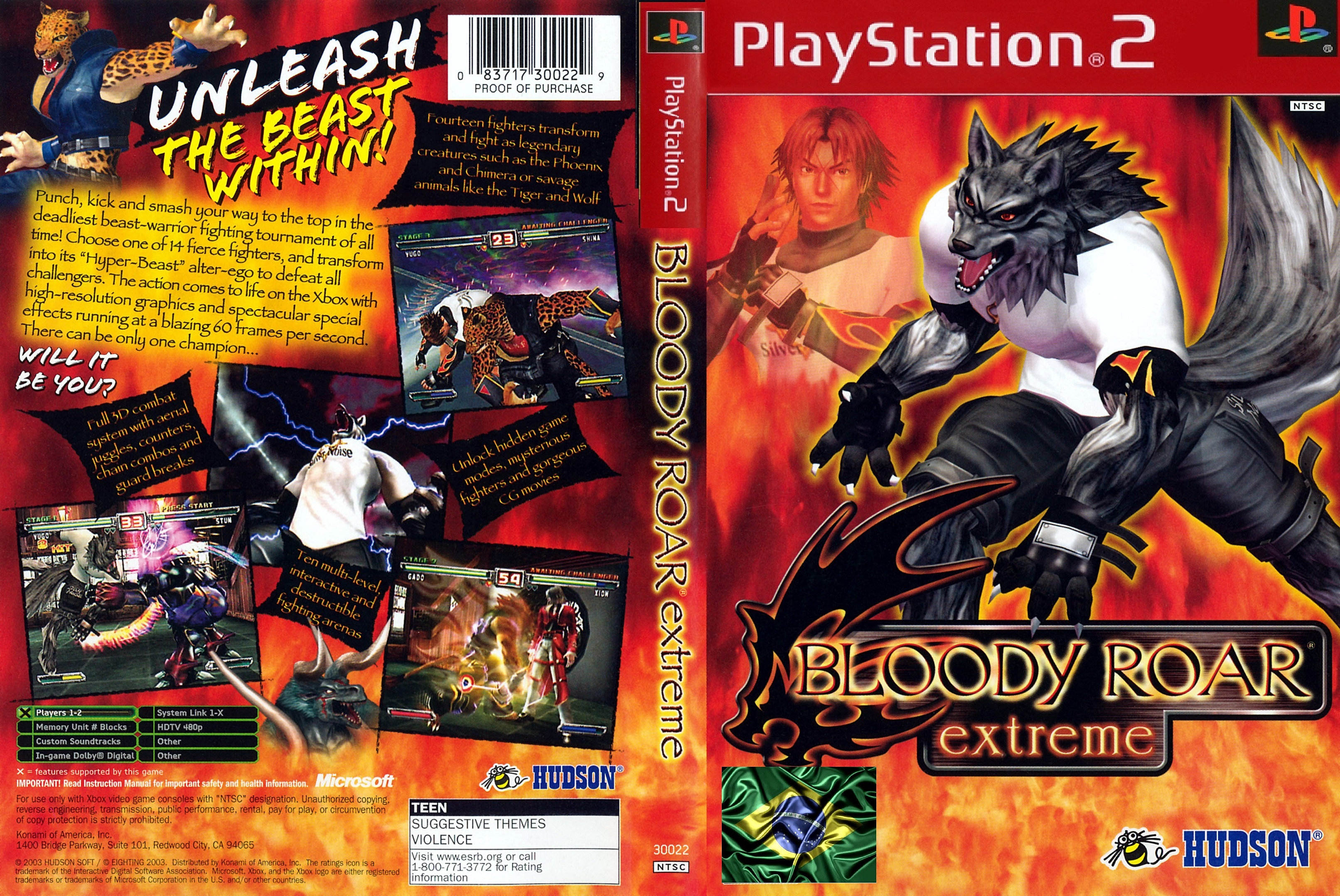 Bloody roar hentai game naked gallery