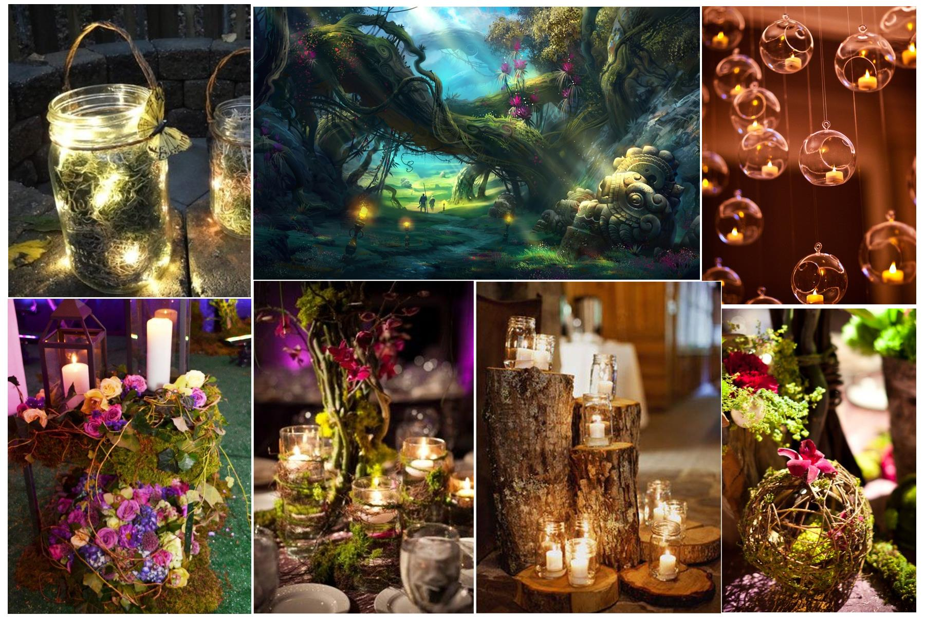 Concepts amp Themes Enchanted Forest Events By Kinjal