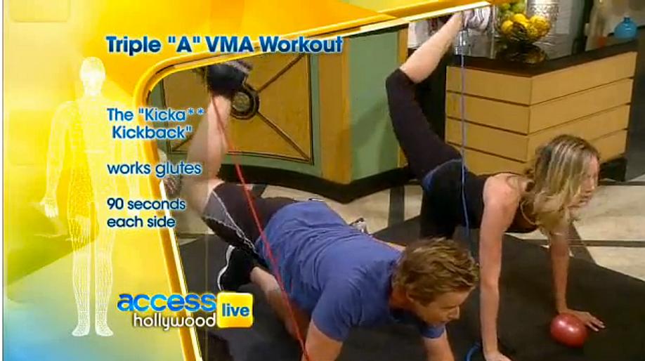 'Triple A' VMA Workout!