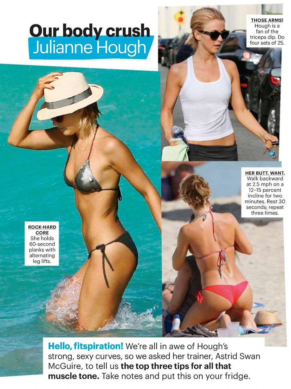 Self Magazine - August 2013