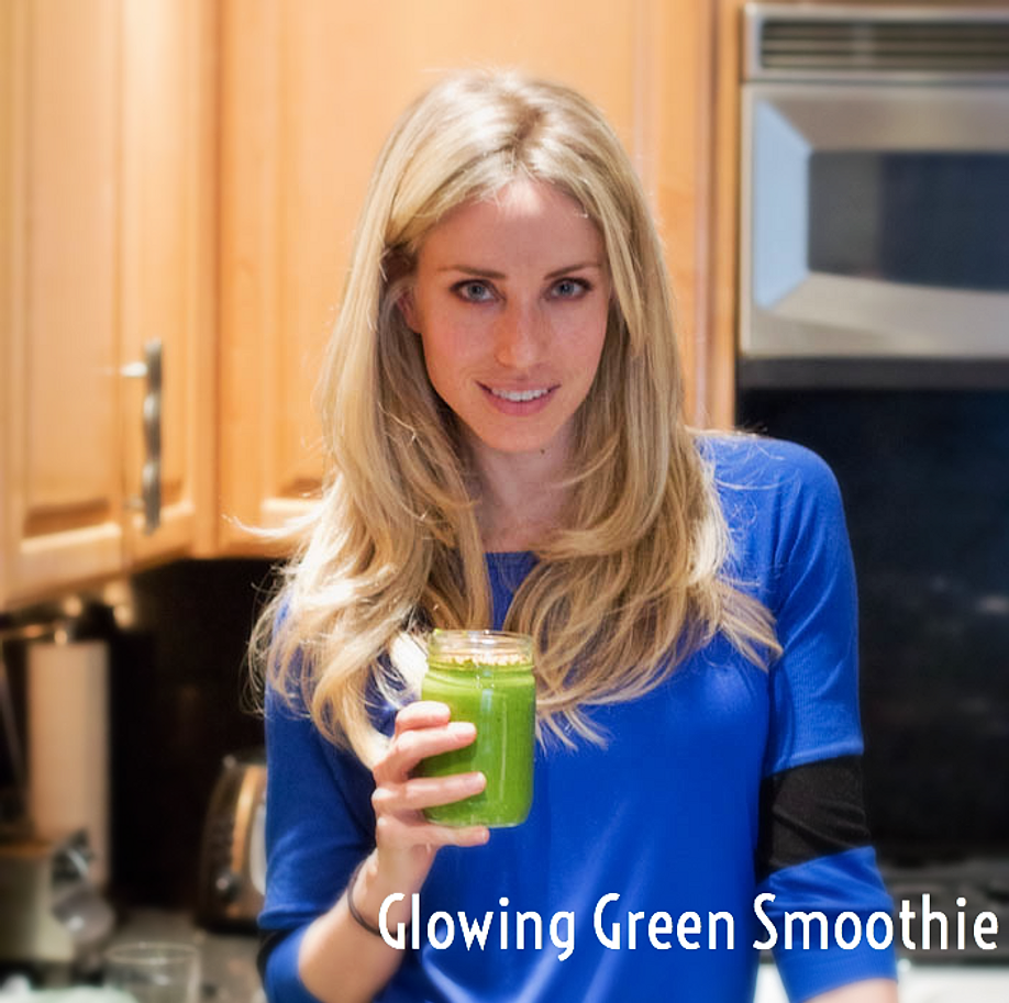 Astrid • Glowing Green Smoothie