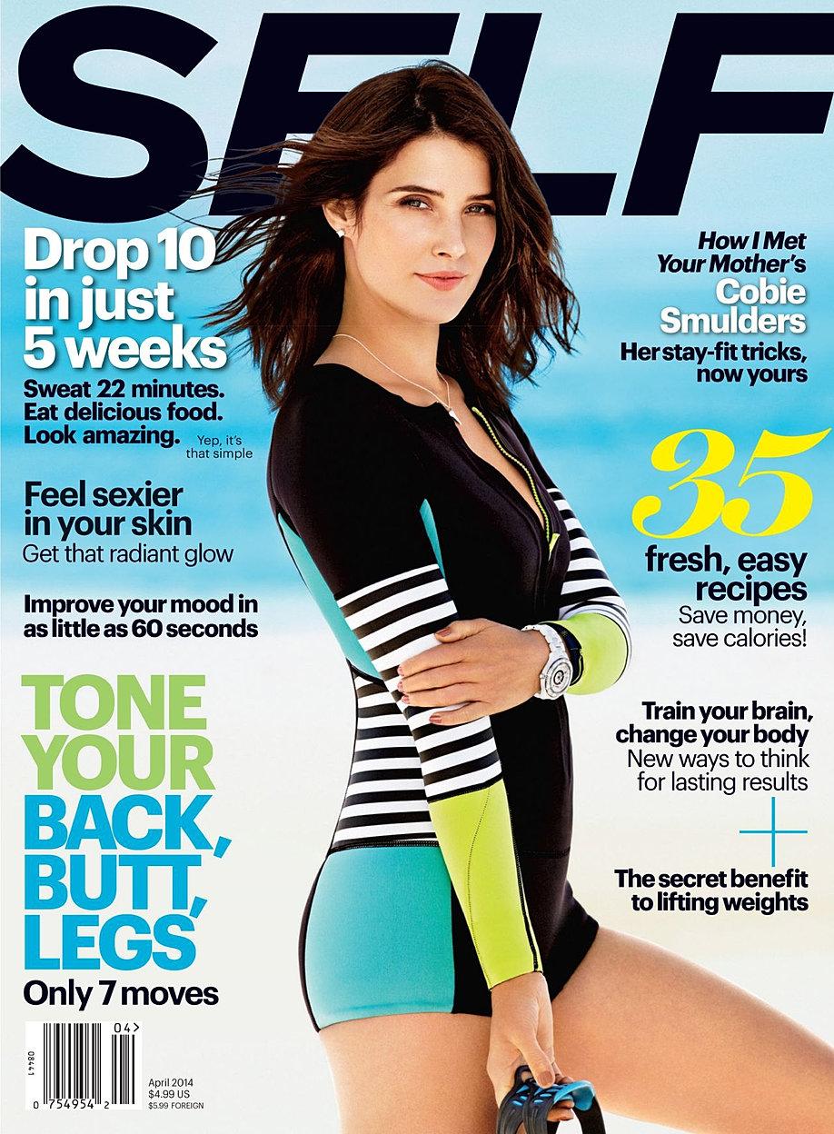 Self Magazine April 2014